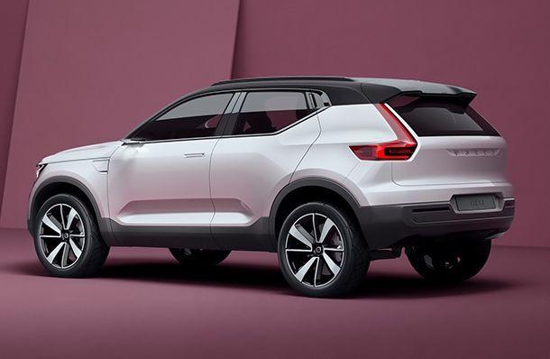 Volvo พิจารณาแผนทำตลาด XC20 รถเล็กแข่ง Audi Q2