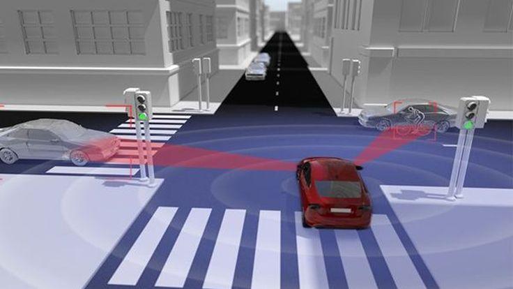 Volvo โชว์ระบบความปลอดภัยแบบ 360 องศา ต่อยอดเป็นระบบขับขี่อัตโนมัติ