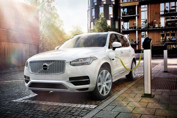 Volvo เผยข้อมูลระบบไฮบริดของ XC90 T8 เน้นเป็นมิตรกับสิ่งแวดล้อม