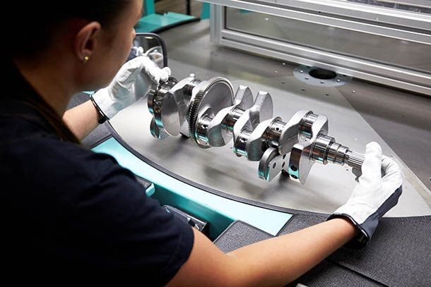 Volvo พัฒนาโรงงานผลิตเครื่องยนต์ปราศจากมลพิษคาร์บอนเป็นแห่งแรกในโลก