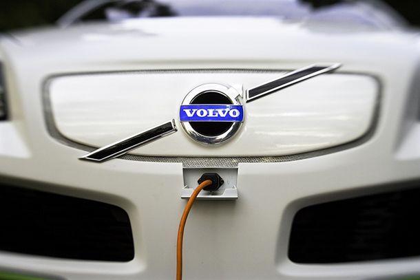 รถพลังงานไฟฟ้าของ Volvo จะมีระยะทางขับขี่ 400 กม.