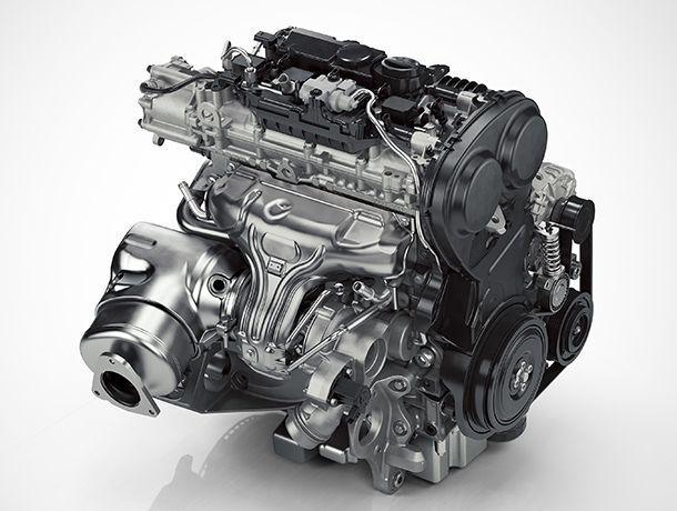 """Volvo ยืนยันเชื่อมั่นในศักยภาพของ """"เครื่องยนต์ 4 สูบ"""""""