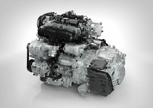 "Volvo เปิดตัวไลน์เครื่องยนต์รุ่นใหม่ ""Drive-E"" ประหยัดกว่าเดิม 30%"