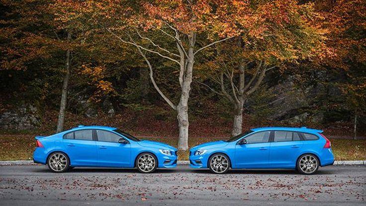 Volvo และ Polestar เตรียมอัพความแรงด้วยการใช้ระบบไฟฟ้าเข้าช่วย
