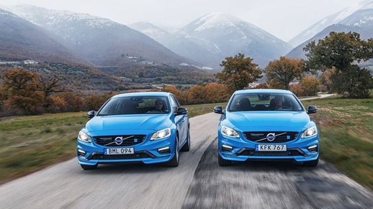 Polestar จัดให้! Volvo S60 และ V60 วางขุมพลัง 4 สูบ แรงกว่าเดิม