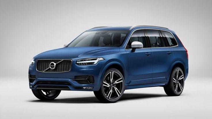 """รถเอสยูวีของ Volvo จ่อพัฒนาเป็นรุ่นสมรรถนะสูง """"Polestar"""""""