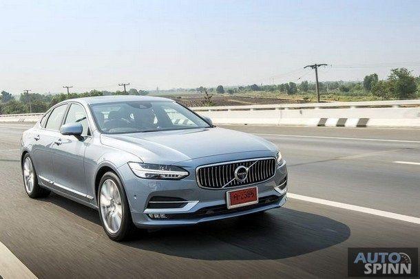 Volvo เปิดตัว S90 D4 ขุมพลังดีเซล ประกอบมาเลเซีย เคาะราคา 3.09 ล้านบาท พร้อมตัวเลือกใหม่ ทวิน เอนจิน ปลั๊กอินไฮบริด