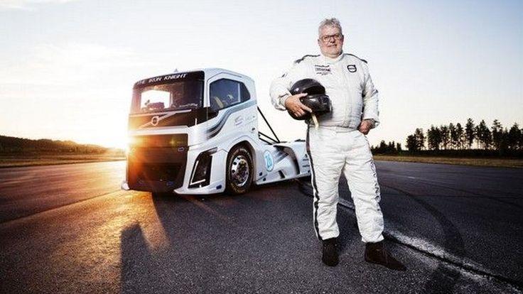 หัวลากที่เร็วที่สุดในโลก !! Volvo