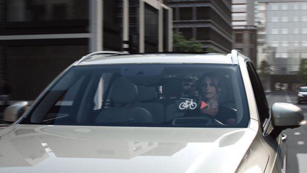 นักปั่นอุ่นใจได้ Volvo พัฒนาระบบป้องกันการชนจักรยาน (ชมคลิป)