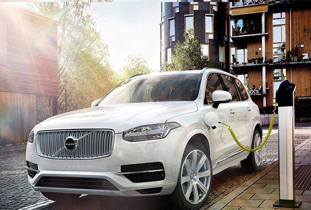 Volvo เตรียมเปิดตัวรถพลังงานไฟฟ้ารุ่นแรกในปี 2019