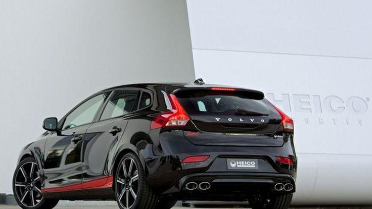Volvo V40 Pirelli Special Edition โมดิฟายด์โหด ฝีมือ Heico Sportiv