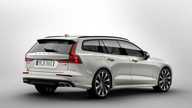 Volvo เปิดตัว V60 เพิ่มความเซ็กซี่ให้รถสไตล์วากอน