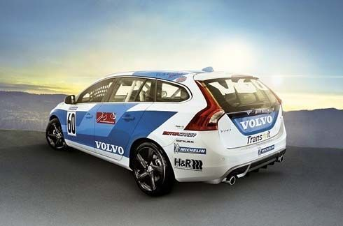 Volvo V60 Racing เวอร์ชั่นแข่ง จ่อลงสนามบราซิล ทัวริ่งคาร์ แชมเปี้ยนชิพปีหน้า