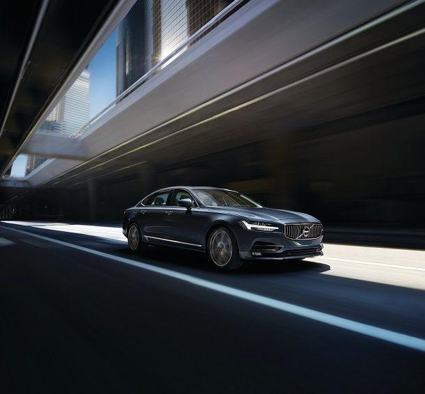 Volvo เดินหน้าพัฒนา S90 แย่งลูกค้าจาก BMW 5-Series และ Audi A6