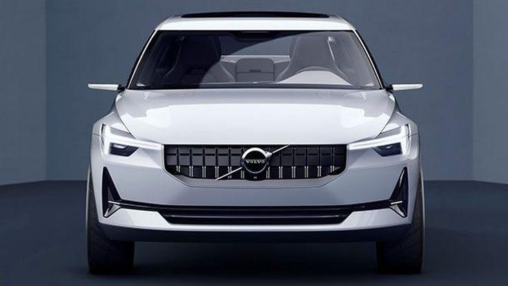 Volvo เตรียมนำเสนอ V40 รุ่นใหม่มาพร้อมแบตเตอรี่สองขนาด