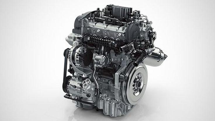 Volvo จะใช้เครื่องยนต์ 3 สูบรุ่นแรกในรถ XC40 ตามมาด้วยไฮบริดและพลังไฟฟ้า