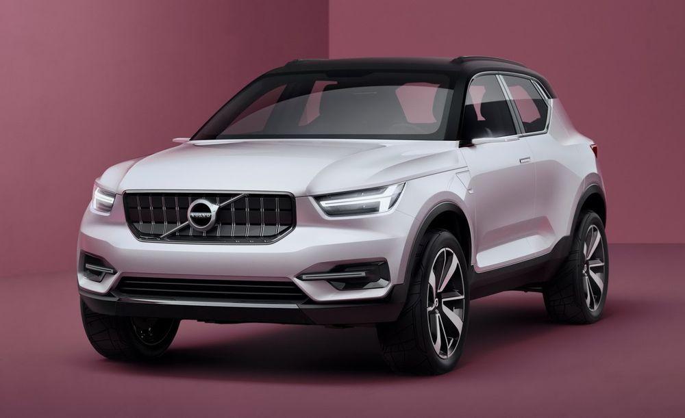 Volvo เตรียมเปิดตัว XC40 ช่วงครึ่งหลังของปีนี้
