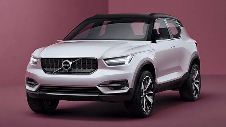 Volvo เตรียมเปิดตัว XC40 ผลิตในจีนที่งานเซี่ยงไฮ้ ออโต้โชว์