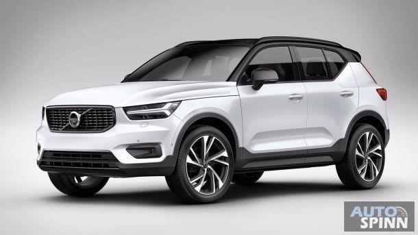 Volvo เตรียมเปิดตัว XC40 ขุมพลัง 2.0 ลิตรเทอร์โบครั้งแรก ที่สหรัฐอเมริกา กับค่าตัวเริ่มต้น 3.77 หมื่นเหรียญหรือราวๆ 1.2 ล้านบาท