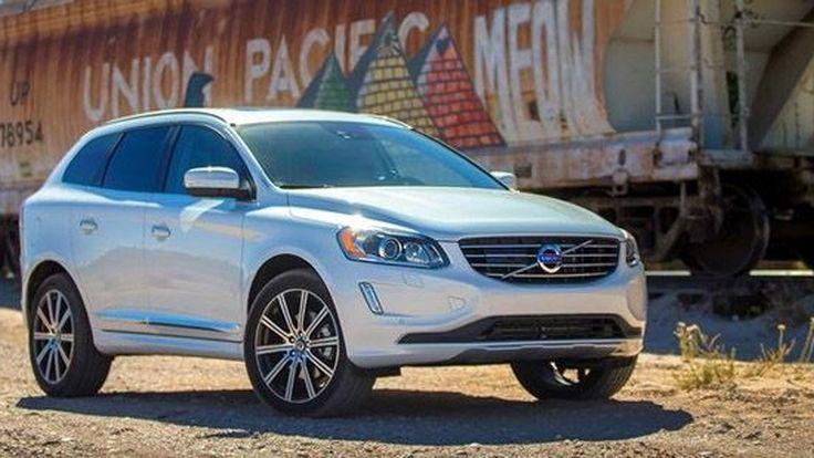 Volvo เฮลั่น XC60 ทำยอดขายทะลุ 500,000 คันภายใน 5 ปี