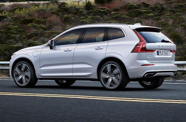 Volvo XC60 ปรับแต่งเพิ่มมัดกล้ามเล็กๆ โดย Polestar