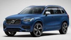 Volvo เผยโฉมตัวจริง XC90 R-Design เติมเต็มความสปอร์ต