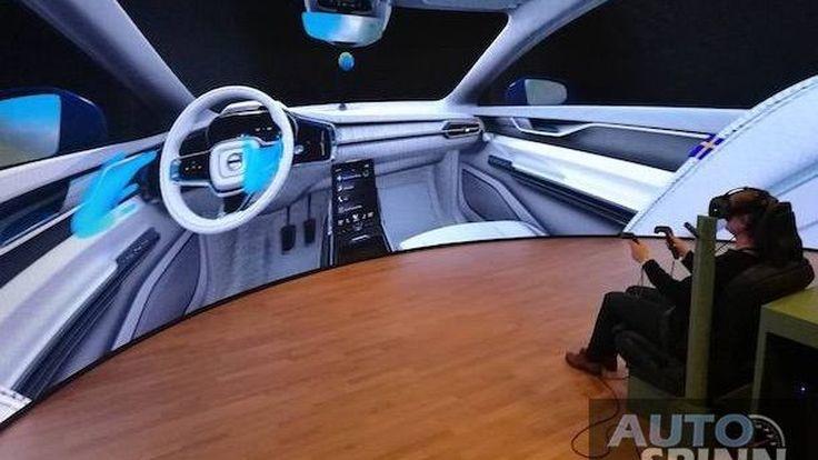 [Volvo2017] ว่ากันด้วยเรื่องแพลตฟอร์ม CMA และรถยนต์ขับเคลื่อนอัตโนมัติของวอลโว่