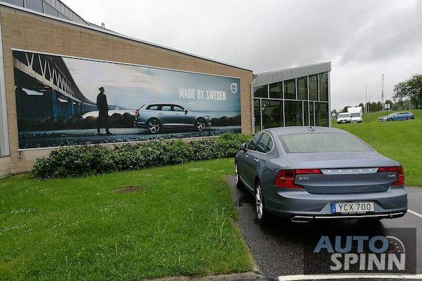 [Volvo2017] เยือน Gotenberg แง้มประตูบ้าน Volvo สู่หัวใจของความปลอดภัยบนท้องถนน