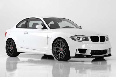 Vorsteiner เปิดตัวรถแต่ง BMW 1M Coupe GTS-V ที่งาน Bimmerfest ครั้งที่ 13