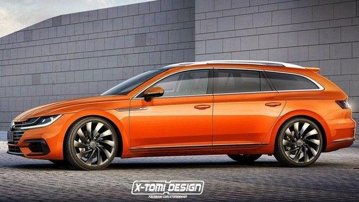 Volkswagen Arteon wagon รุ่นใหม่จากสำนัก X-TOMI Design