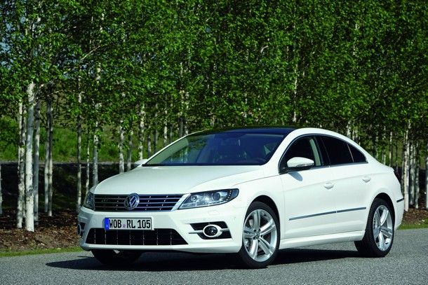 Volkswagen ประกาศยุติการพัฒนารุ่น Passat CC ลง เนื่องจากความนิยมที่ตกต่ำลงอย่างมาก
