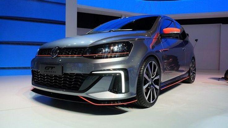 Volkswagen เปิดตัว Golf GT Concept Races ในงาน Sao Paulo Motor Show Brazil