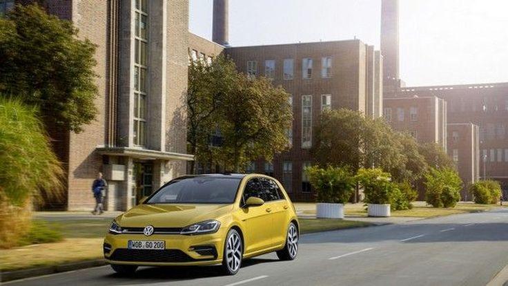 Volkswagen Golf facelift จะมาพร้อมหน้าตาสปอร์ตแบบ R-Line ซีรีส์