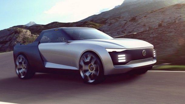 Volkswagen Varok คอนเซปต์สุดล้ำ ที่ปรับเปลี่ยนรถปิกอัพขนาดเล็กกับรถเก๋งได้