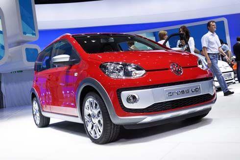 เก็บเงินรอได้! Volkswagen ซุ่มพัฒนา Crossover Up! ครอสโอเวอร์ราคาประหยัด