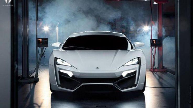 ถูกใจมหาเศรษฐี W Motors Lykan Hypersport ซูเปอร์คาร์อาหรับมียอดจองกระฉูดกว่า 100 คัน