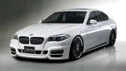 รถแต่ง BMW 5-Series F10 Sports Line Black Bison Edition โดย Wald International