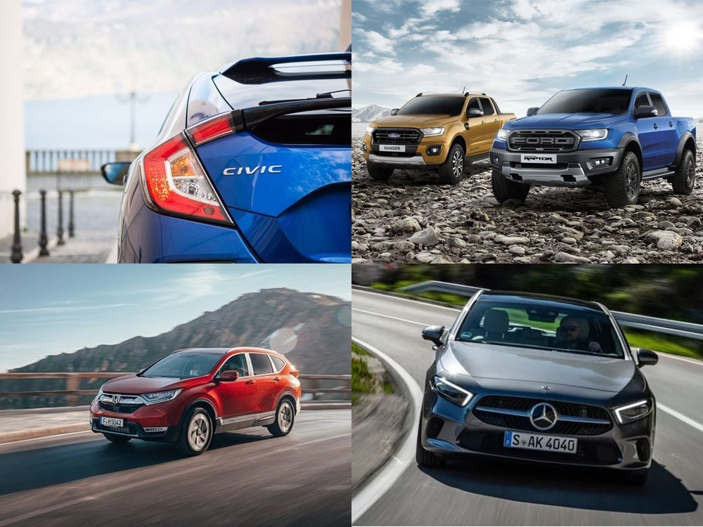 Week in Focus : Honda Civic สเป็คยุโรป เครื่องยนต์ดีเซล เกียร์อัตโนมัติ 9 สปีด/เจาะลึกทดสอบ New Ford Ranger Wildtrak/ [สปายช็อต] 2019 Honda Civic Type R /MERCEDES-BENZ A200 2019 เปิดตัวพร้อมราคา/