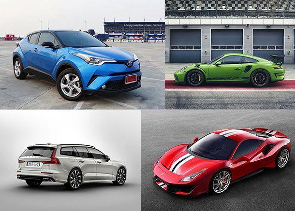 Week in Focus: ลองขับ Toyota C-HR / ทดสอบ Suzuki Swift / เปิดตัว ฺBMW M5 เมืองไทย