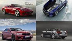 [Week in Focus] เปิดตัว Ferrari Portofino / ทดลองขับ Honda Mobilio / GM ปรับโครงสร้าง