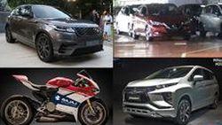 [Week in Focus] ทดสอบ Honda CRF250 Rally / Kia Picanto ใหม่ / ทีเซอร์ Audi Q8