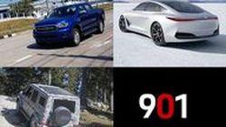 Week in Focus: สปายช็อต Ford Ranger / Merc G-Class ใหม่ / Brembo เรียกคืนสินค้า
