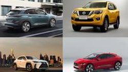 Week in Focus: เปิดตัว Audi A6 / Nissan Terra พีพีวี / Jaguar I-PACE รถไฟฟ้ารุ่นแรก