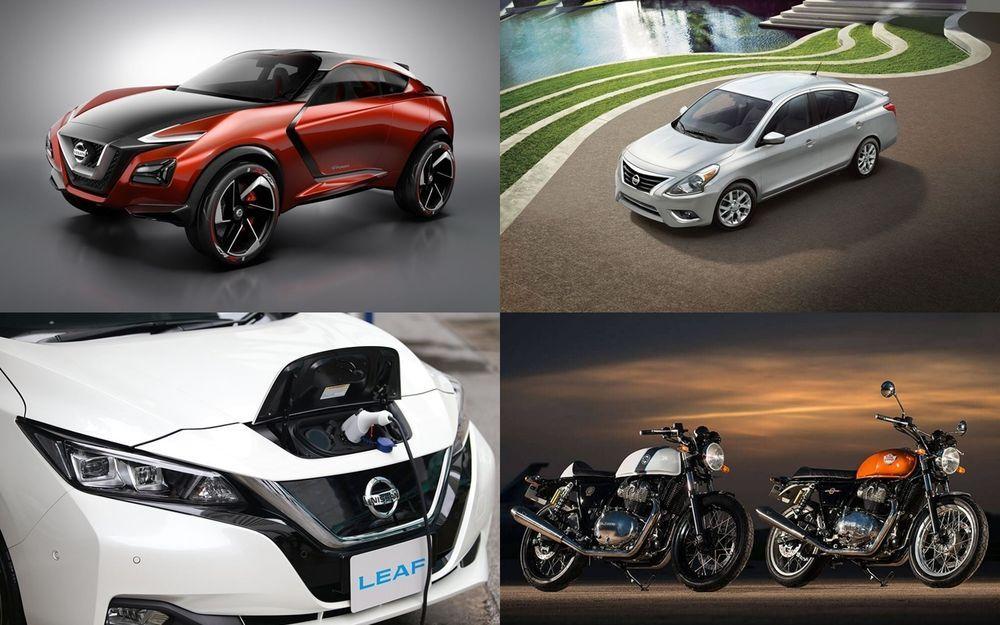Week in Focus: Nissan Juke โฉมถัดไปจ่อเปิดตัวปีหน้า/Nissan Versa โมเดลปี 2019/Nissan จับมือ กฟน. ติดตั้งเครื่องชาร์จไฟฟ้าที่บ้าน/Royal Enfield เตรียมเปิดตัว Continental GT และ Intercepter