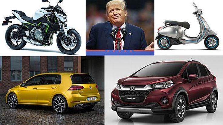 [Week in Focus] งาน Eicma2016 / Volkswagen Golf ใหม่ / BMW i3 มาแน่นอน