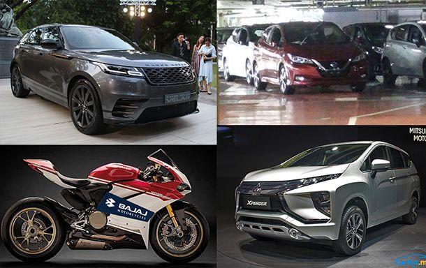 [Week in Focus] เปิดตัว Honda CR-V / BMW 5-Series / Suzuki หารือ Toyota