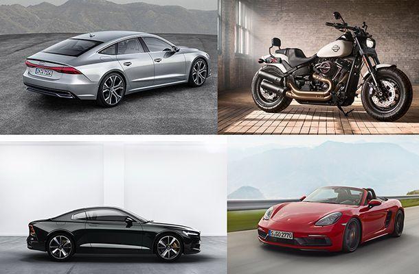 [Week in Focus] เผยโฉม Audi A7 / Mitsubishi ลงทุน 6 แสนล้านเยน / ยอดขายเดือนก.ย. พุ่ง