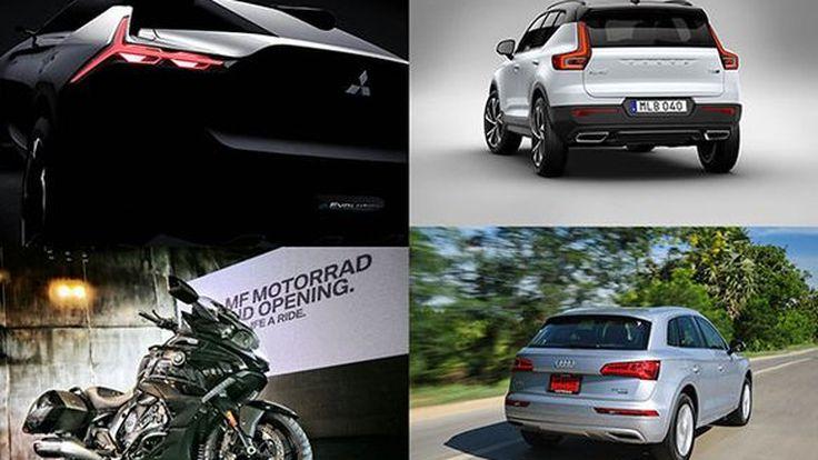 [Week in Focus] เปิดตัว Volvo XC40 / ลองขับ Audi Q5 35TDi / ทดสอบขี่ Ducati Monster797