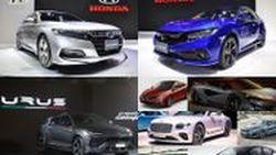 [Week in Focus] [Motor Expo] เปิดตัวแล้วอย่างเป็นทางการ All New Honda Accord / New Civic / ไฮไลต์รถเปิดตัวในงาน และ อูรุส ซูเปอร์เอสยูวี ที่เร็วที่สุดในโลก