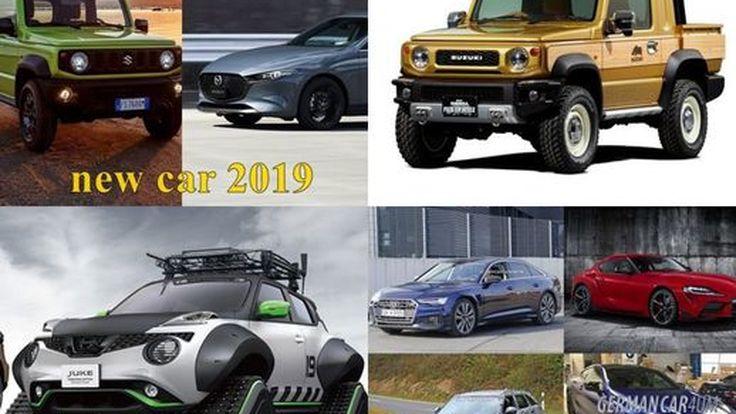 Week in Focus: จับตารถใหม่ปีหมู 2019 กับกระแสตลาดรถ อเนกประสงค์ / [2019 Tokyo Auto Salon] Suzuki Jimny เวอร์ชั่นกระบะไซส์มินิ / [Tokyo Auto Salon] Nissan Juke กลายร่าง RSnow / ส่องรถใหม่ในเตรียมทยอยเปิดตัวในปี 2019 จากฝั่งต่างประเทศ